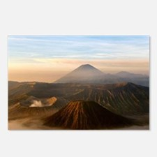 Mount Bromo Postcards (Package of 8)