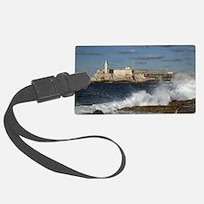 Morro Castle Luggage Tag