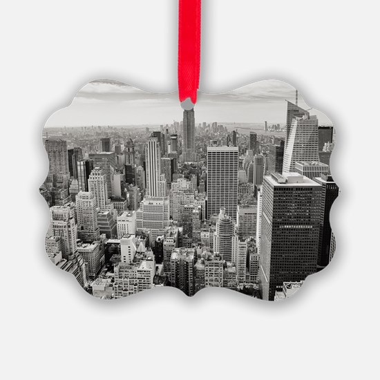 Manhattan Ornament