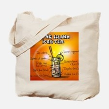 Long Island Iced Tea Tote Bag