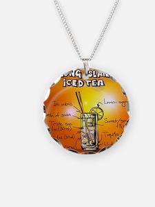 Long Island Iced Tea Necklace
