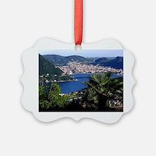 Lake Como Ornament