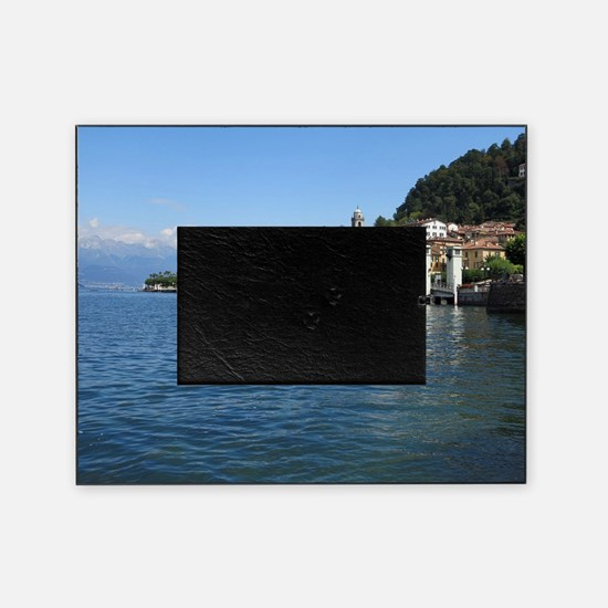 Lake Como Picture Frame