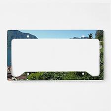 Lake Como License Plate Holder
