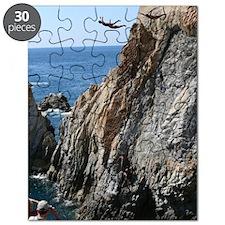 La Quebrada Cliff Divers Puzzle