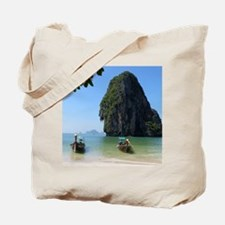 Krabi beach Tote Bag