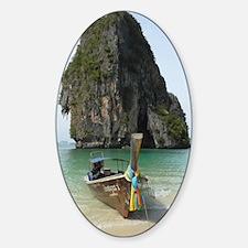 Krabi beach Decal
