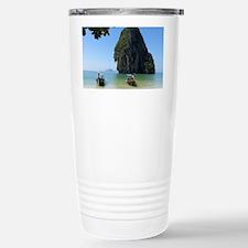 Krabi beach Stainless Steel Travel Mug