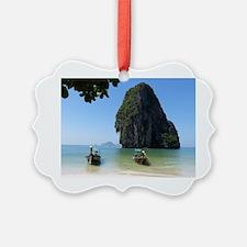 Krabi beach Ornament