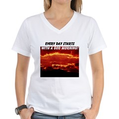 AFTM Every Day Starts With A Shirt