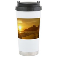 Ipanema beach Travel Coffee Mug