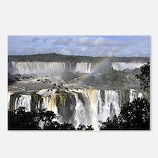 Iguazu Falls Postcards (Package of 8)