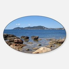 Ibiza Sticker (Oval)