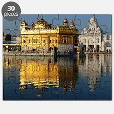 Golden Temple Puzzle