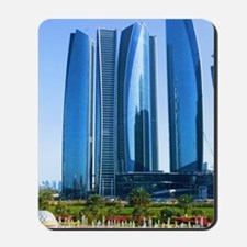 Etihad Towers Mousepad