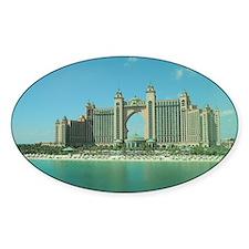 Dubai Atlantis Decal