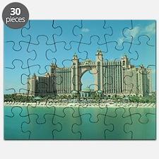 Dubai Atlantis Puzzle