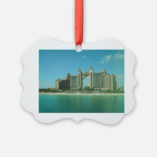 Dubai Atlantis Ornament