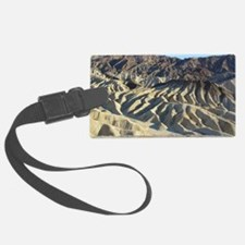 Death Valley Luggage Tag