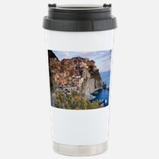 Cinque Terre Stainless Steel Travel Mug
