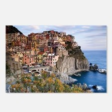 Cinque Terre Postcards (Package of 8)