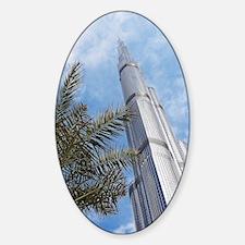 Burj Khalifa Decal
