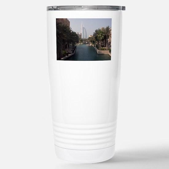 Burj Al Arab Stainless Steel Travel Mug