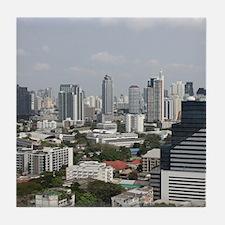 Bangkok Tile Coaster