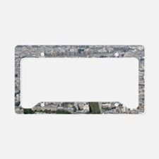 Arc de Triomphe License Plate Holder
