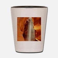 Antelope Canyon Shot Glass