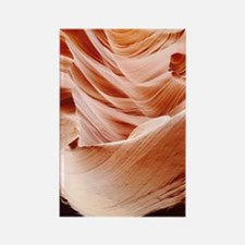 Antelope Canyon Rectangle Magnet