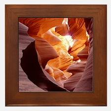 Antelope Canyon Framed Tile