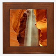 Antelope Canyon Framed Tile