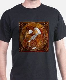 Harvest Moons Marquetry T-Shirt