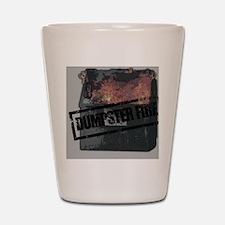 Fire Shot Glass