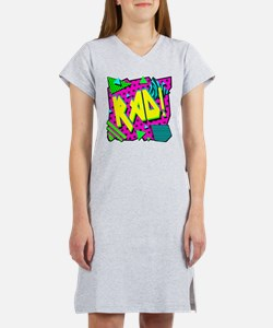 Cute 1980 Women's Nightshirt