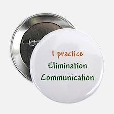 I Practice Elimination Communication Button