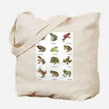 Frog and Toad Tote Bag
