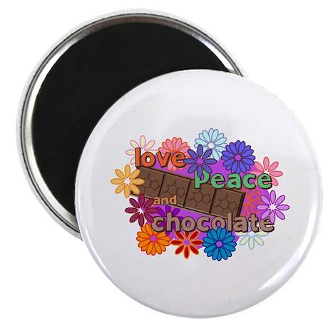 Chocolate Love Magnet