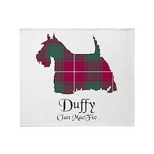Terrier-Duffy.MacFie Throw Blanket
