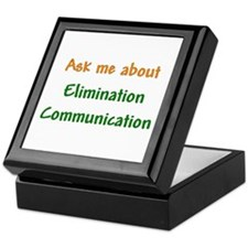 Ask Me About Elimination Communication Tile Box