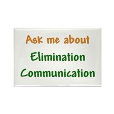 Ask Me About Elimination Communication Rectangle M
