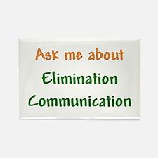 Ask Me About Elimination Communication Rectangle M