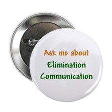 Ask Me About Elimination Communication Button