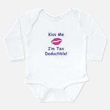 Cool Irs Long Sleeve Infant Bodysuit