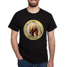 Funny Glacier national park T-Shirt