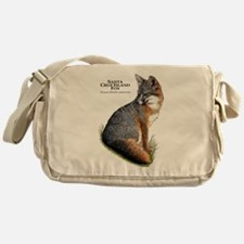 Santa Cruz Island Fox Messenger Bag