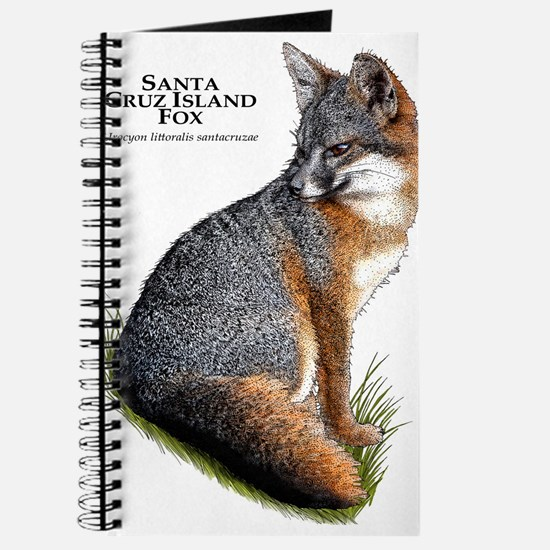 Santa Cruz Island Fox Journal