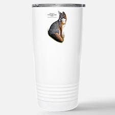 Santa Cruz Island Fox Travel Mug