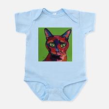Tate Pop Art Cat Body Suit